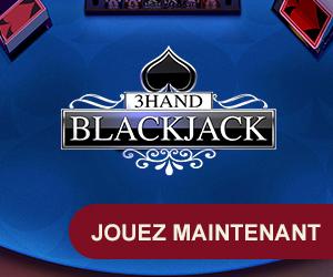3 Hand Blackjack