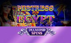 Diamond Spins Mistress of Egypt