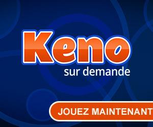 Keno sur demande