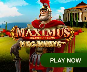 Maximus Soldier of Rome Megaways