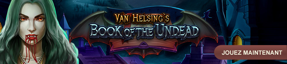 Van Helsings Book of Undead