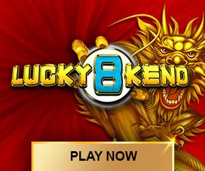 Lucky 8 Keno