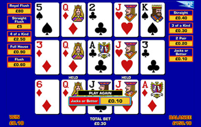 Triple Play Draw Poker Lotoquebec Com